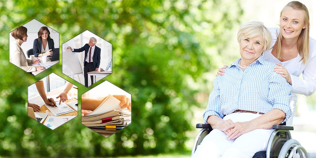 Missions de Cyril Dechegne Consulting dans les établissements pour personnes âgées: formation, diagnostics financiers, évaluations