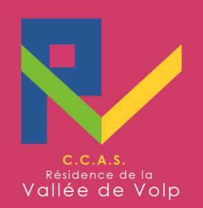 logo résidence du volp - ehpad en ariège - accompagnement consulting par Cyril Dechegne